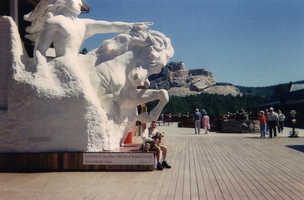 1999 Trip to Crazy Horse, SD