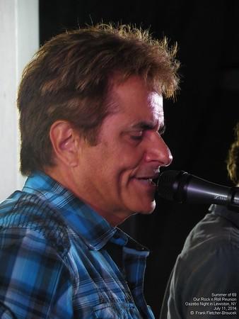 Gazebo, Gary Baker Band 1, July 11, 2014
