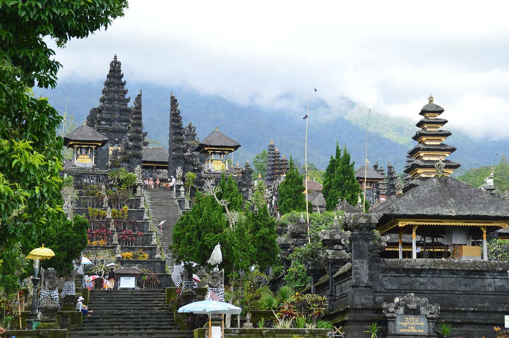Besakih Temple- Things to Do in Bali