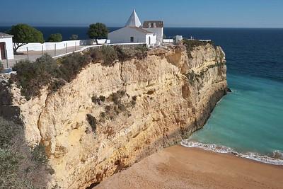 Praia da Senhora da Rocha, Algarve