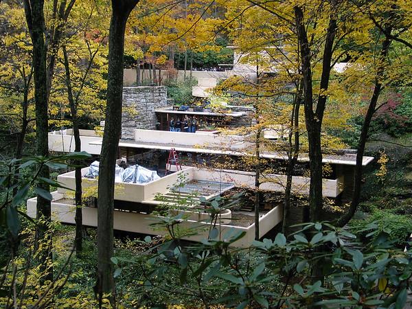 Fallingwater, October 2002