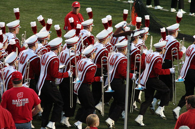 Badgers vs. Iowa 2007