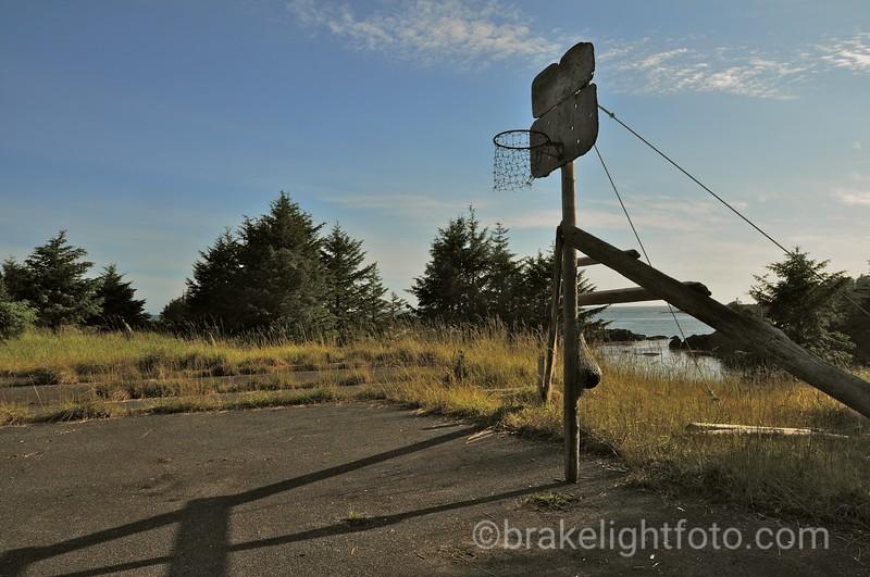Basket Ball Court on Spring Island