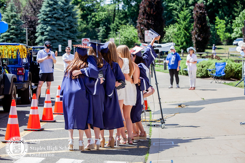 Dylan Goodman Photography - Staples High School Graduation 2020-673.jpg