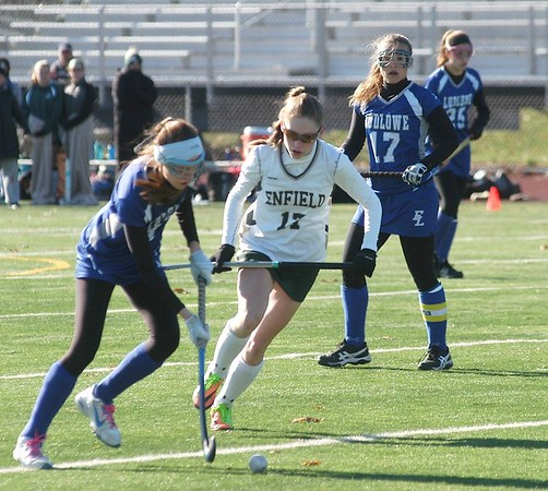 Girls Field Hockey vs. Fairfield Ludlowe