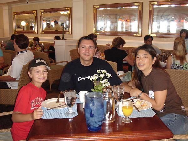 Engagement Aug. 18, 2006