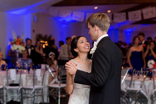 Cristina & Geoff