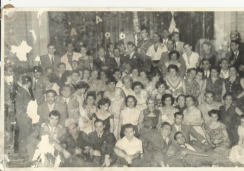 Dundo - Carnaval 1956