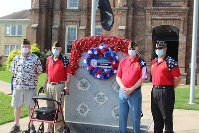 Shelby County VFW Post 8904 hosts Patriot Day observance