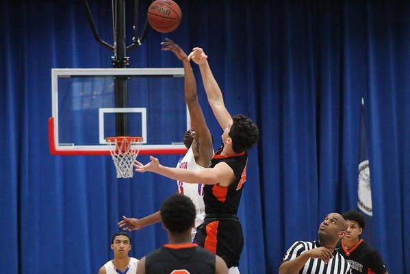 Prep Basketball vs. Woodberry Forest - Jan. 22