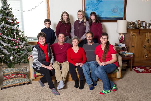 Kelly Family Christmas 12.25.2018