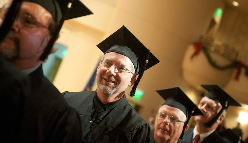 College of Technology Winter Commencement