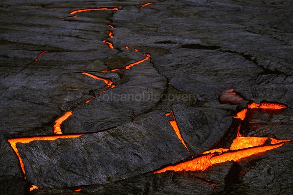 Kilauea volcano, Hawai'i