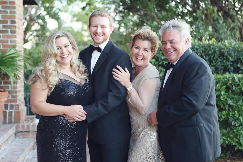 Bergeron Family
