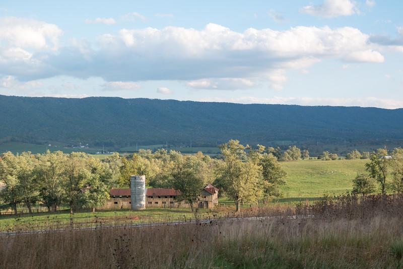 Northern Virginia I-81