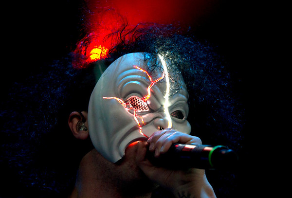 Hollywood Undead May 15, 2011