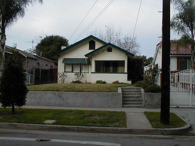 house few days after move in