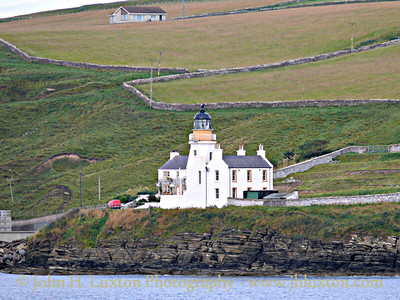 Holborn Head Lighthouse
