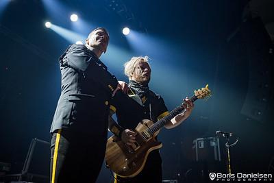 Shinedown - 17/11/19 @ Sentrum Scene, Oslo.