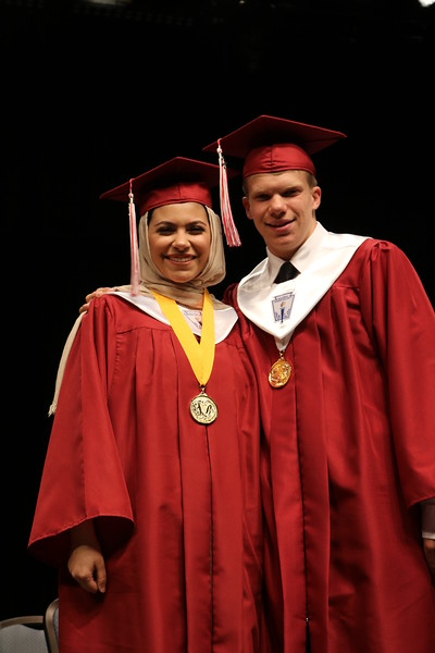 2017 Timberview High School Graduation