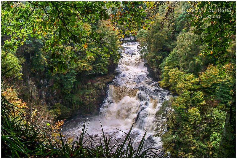 Corra Linn, River Clyde, New Lanark (2)