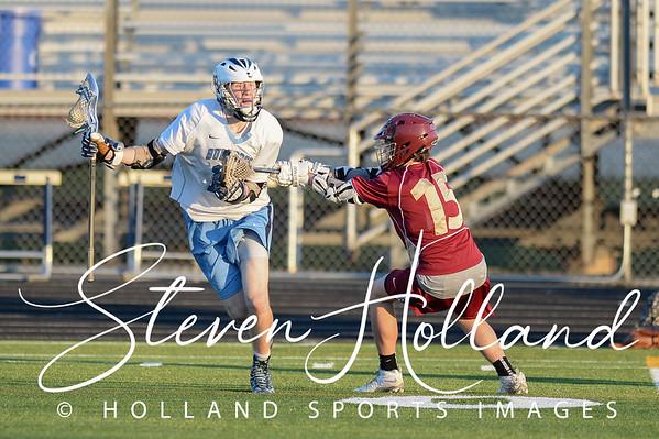 Boys Lacrosse - JV: Stone Bridge vs Oakton 3.15.2016 (by Steven Holland)