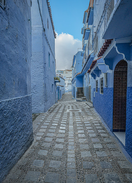 Chaouen - The Blue Pearl