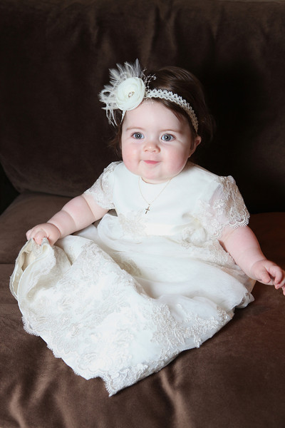Sophia's Christening Gown