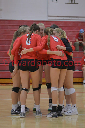 2017 CHS Volleyball - Marion