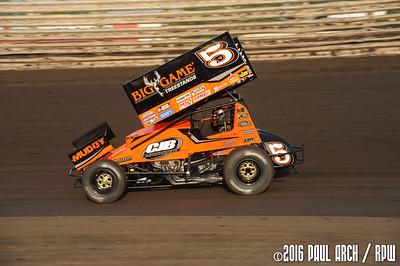 Knoxville Raceway - 8/11/16 - Paul Arch