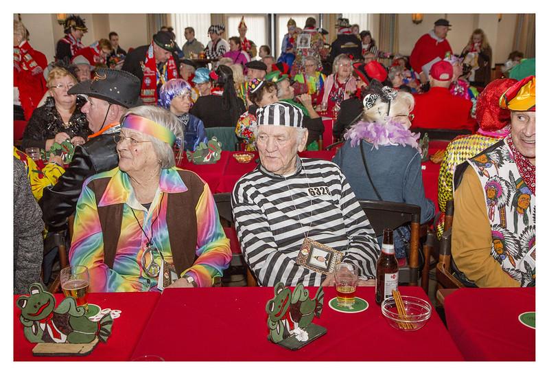 Seniorenmiddag van Kiek ze Kieke in het Kolpinghuis