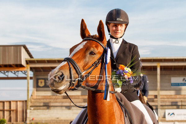 Baltic Dressage League Estonia 2014