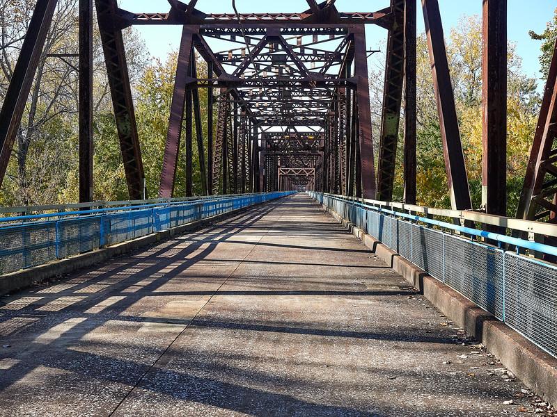 Route 66 - Chain of Rocks Bridge