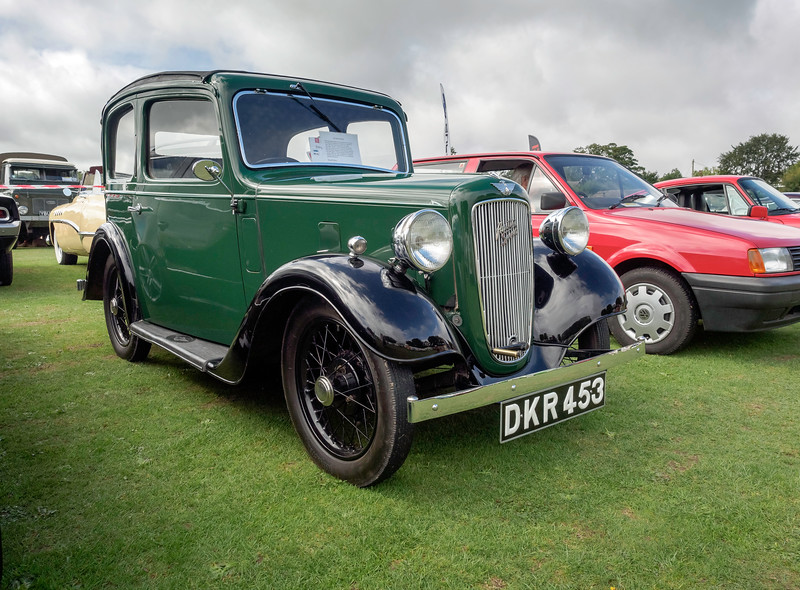 1937 Austin Seven Pearl Cabriolet