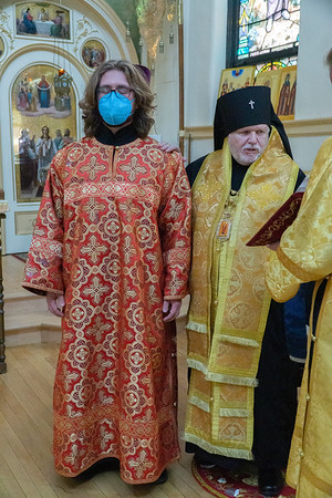 Visit of Archbishop Paul 2021