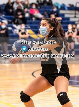 3/16/2021 - Girls Freshman Volleyball - Wellesley vs Needham