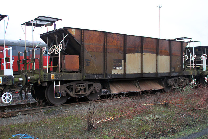 YGB 982494 Toton WRD 29/01/12