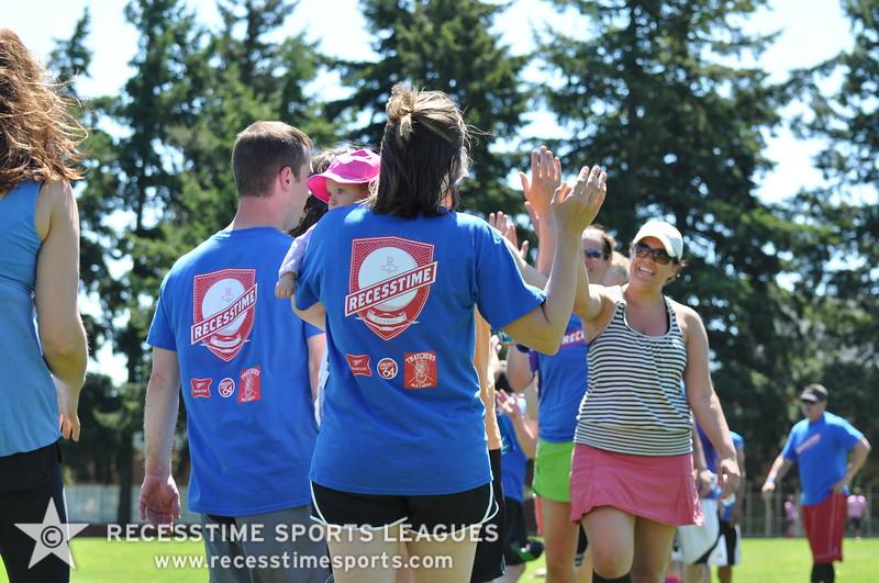Recesstime Sports Leagues Portland Kickball Spring 2013 Dodgeball Bowling Ping Pong Mushball - 031