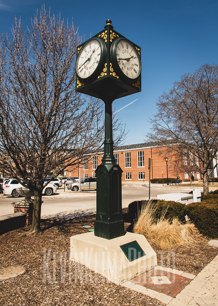 Park Ridge City Clock