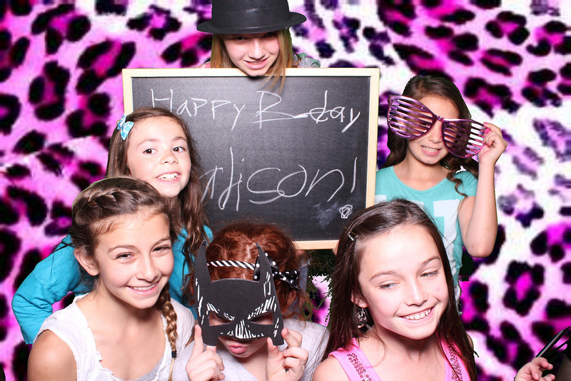 Madison's Birthday
