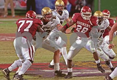 12/4/2004 - Big 12 Championship - Oklahoma vs. Colorado - Arrowhead Stadium, Kansas City, MO