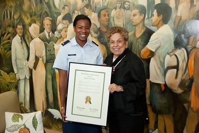 Resolution of Appreciation presented to Matthew Rubel & Dara Collins - May 18, 2012