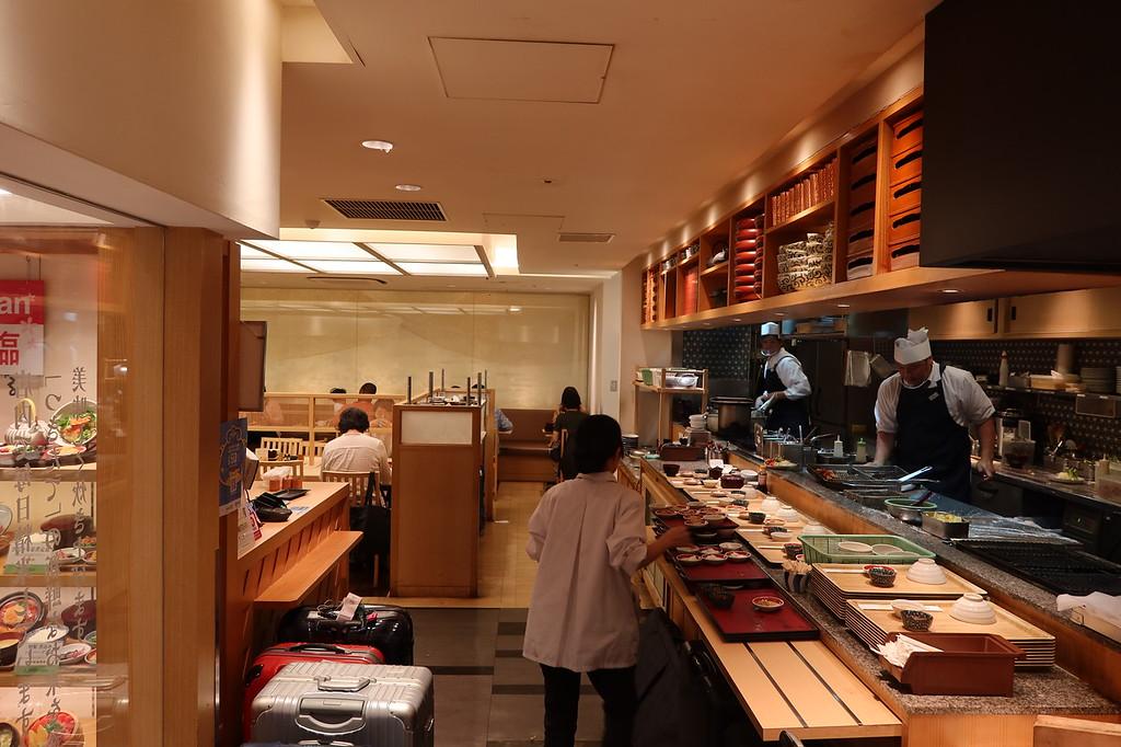 Sachifukuya Japanese restaurant
