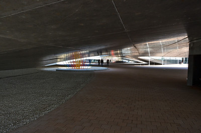 Rolex Learning Center, EPFL, Lausanne