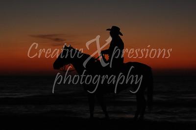 2012 Beach Ride Saturday Sunrise
