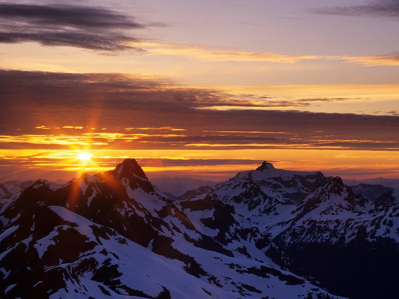 North Cascades at Sunset, Washington.jpg