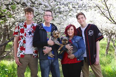 Cross Family {April 2018}