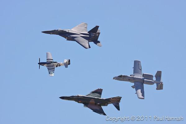 Wings Over Wayne 2011 Airshow
