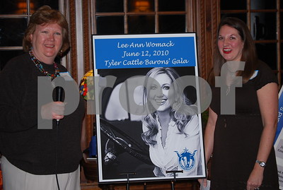 1/19/10 Cattle Baron's Gala Kick-Off Party by Angela Klein
