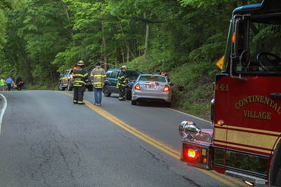 5-24-18 MVA With Injuries, Sprout Brook Road,  Photos By Bob Rimm